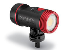 Sealife Sea-Dragon 2500 Photo-Video-Licht Kopf