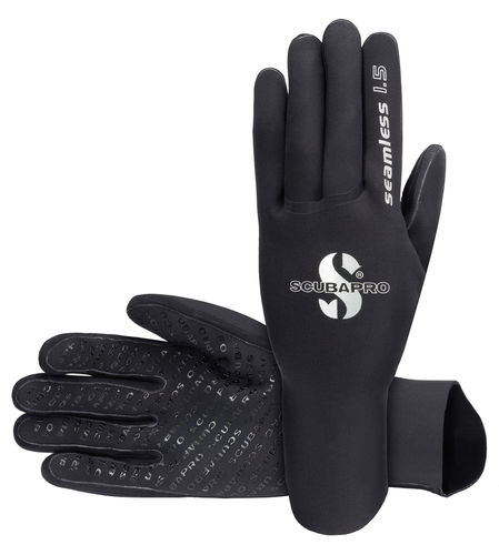 Scubapro Tauch-Handschuh Seamless 1.5 TSF